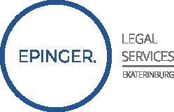 EPINGER. Legal services